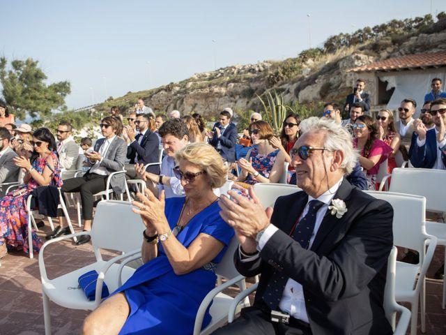 Il matrimonio di Guia e Mario a Pachino, Siracusa 44