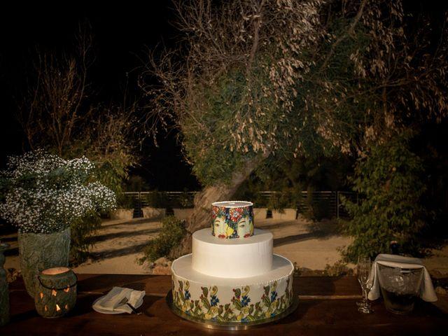 Il matrimonio di Guia e Mario a Pachino, Siracusa 124