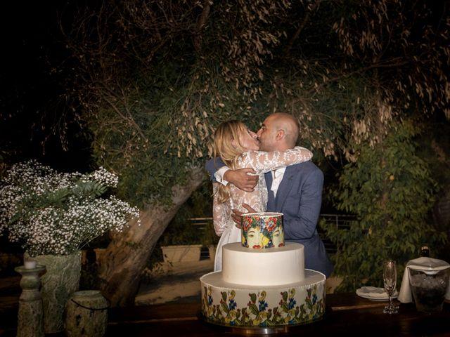 Il matrimonio di Guia e Mario a Pachino, Siracusa 126