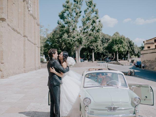 Il matrimonio di Marco e Marta a Arezzo, Arezzo 10