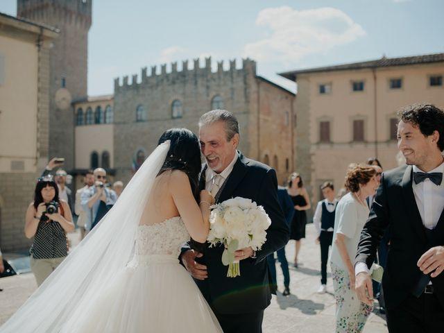 Il matrimonio di Marco e Marta a Arezzo, Arezzo 12