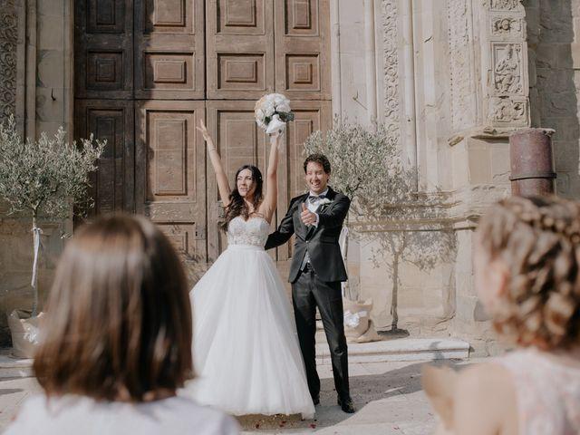 Il matrimonio di Marco e Marta a Arezzo, Arezzo 1