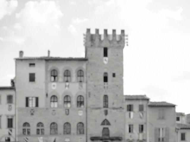 Il matrimonio di Marco e Marta a Arezzo, Arezzo 34