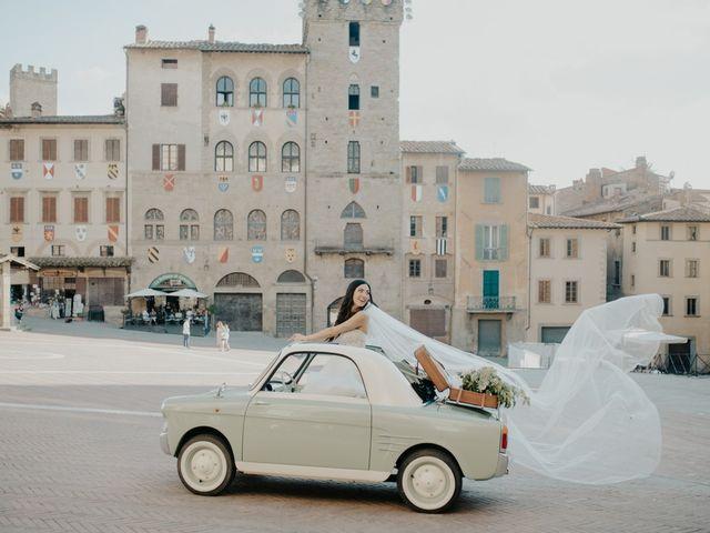 Il matrimonio di Marco e Marta a Arezzo, Arezzo 36