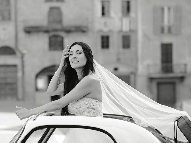 Il matrimonio di Marco e Marta a Arezzo, Arezzo 37