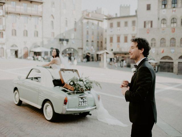 Il matrimonio di Marco e Marta a Arezzo, Arezzo 38