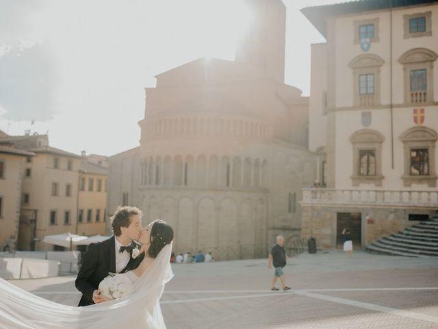 Il matrimonio di Marco e Marta a Arezzo, Arezzo 41