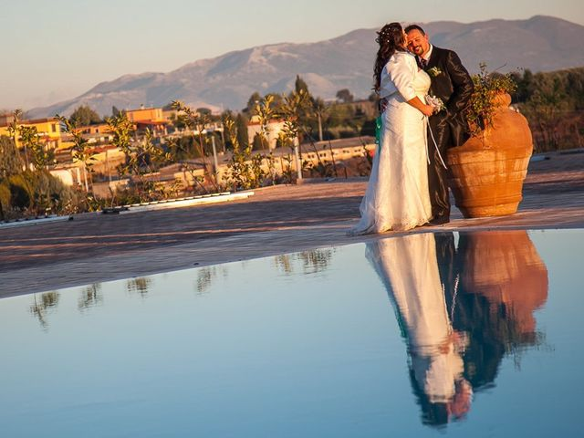 Il matrimonio di Arianna e Angelino a Roma, Roma 1