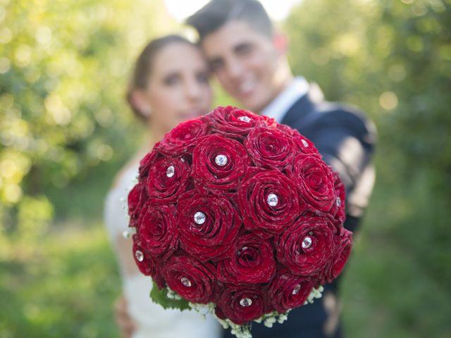 Il matrimonio di Enrico e Alessia a San Felice sul Panaro, Modena 9