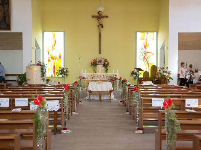 Il matrimonio di Enrico e Alessia a San Felice sul Panaro, Modena 15
