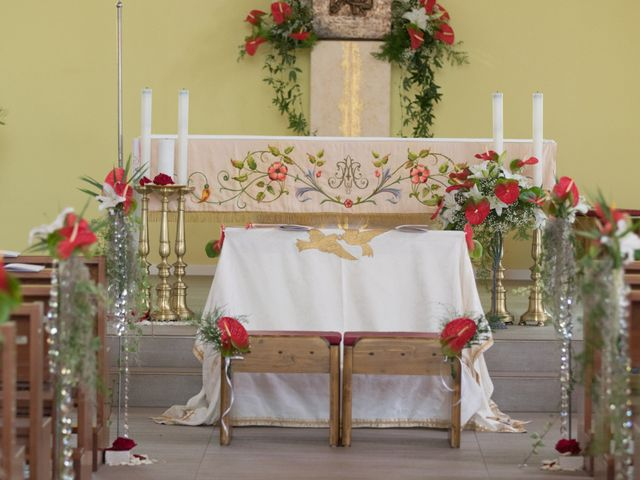 Il matrimonio di Enrico e Alessia a San Felice sul Panaro, Modena 16