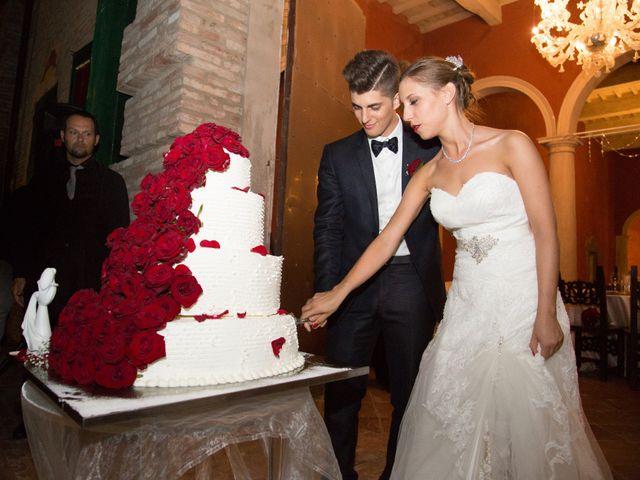 Il matrimonio di Enrico e Alessia a San Felice sul Panaro, Modena 26