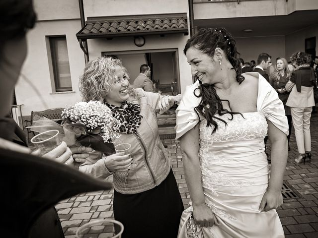 Il matrimonio di Enrico e Simona a Lurano, Bergamo 1