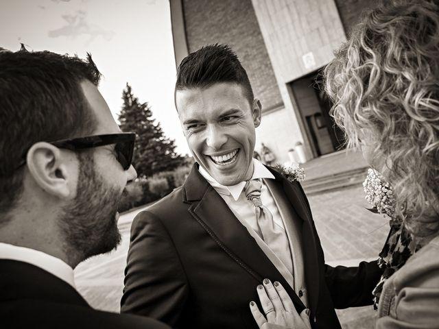 Il matrimonio di Enrico e Simona a Lurano, Bergamo 3