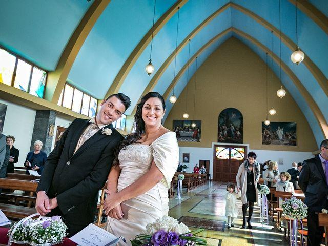 Il matrimonio di Enrico e Simona a Lurano, Bergamo 7