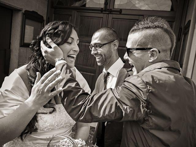 Il matrimonio di Enrico e Simona a Lurano, Bergamo 8