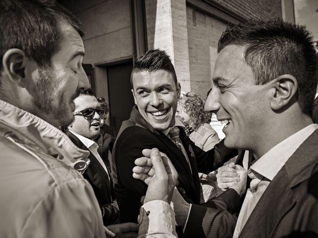 Il matrimonio di Enrico e Simona a Lurano, Bergamo 9