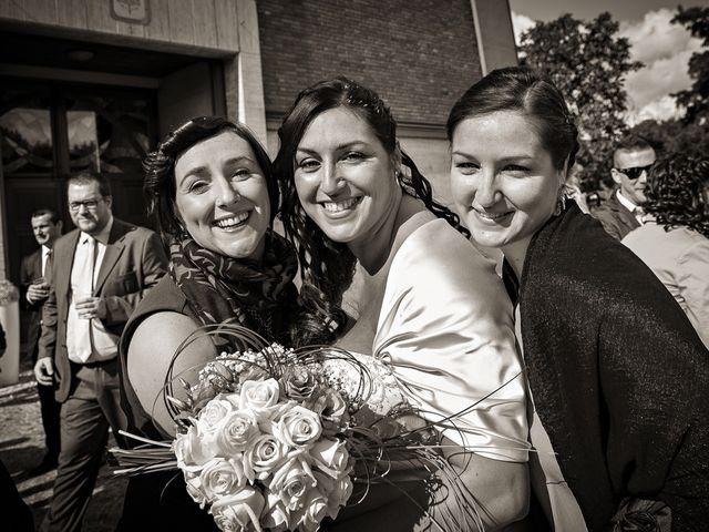 Il matrimonio di Enrico e Simona a Lurano, Bergamo 12