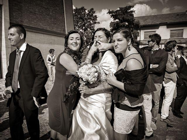 Il matrimonio di Enrico e Simona a Lurano, Bergamo 13