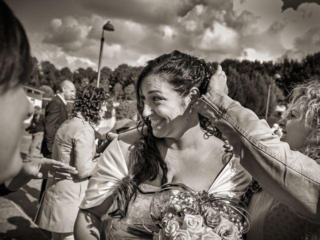 Il matrimonio di Enrico e Simona a Lurano, Bergamo 14