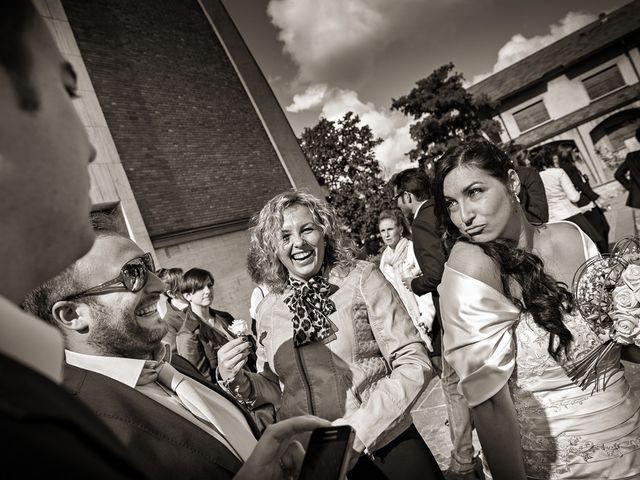 Il matrimonio di Enrico e Simona a Lurano, Bergamo 15