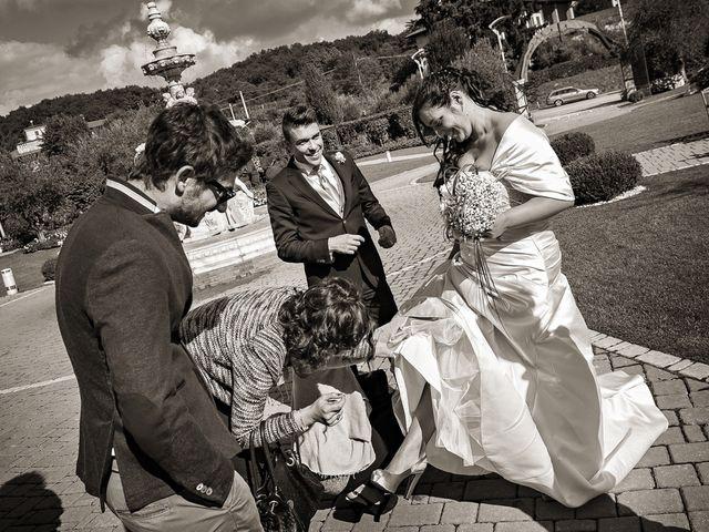 Il matrimonio di Enrico e Simona a Lurano, Bergamo 16