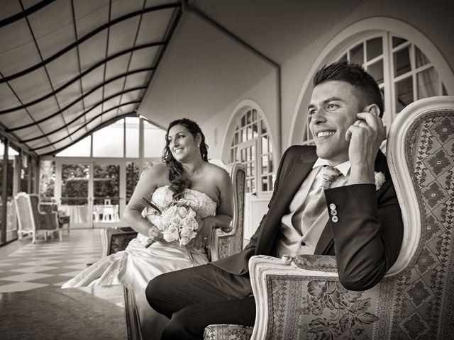 Il matrimonio di Enrico e Simona a Lurano, Bergamo 17