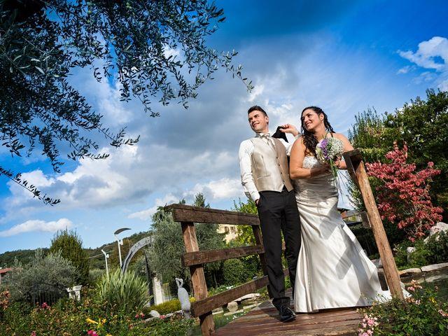 Il matrimonio di Enrico e Simona a Lurano, Bergamo 18