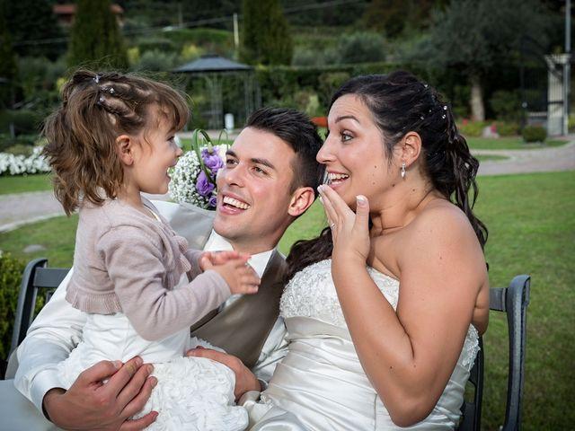 Il matrimonio di Enrico e Simona a Lurano, Bergamo 20