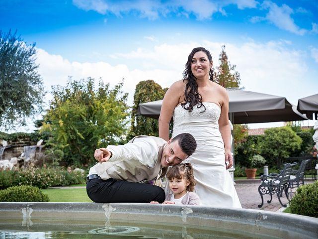 Il matrimonio di Enrico e Simona a Lurano, Bergamo 21