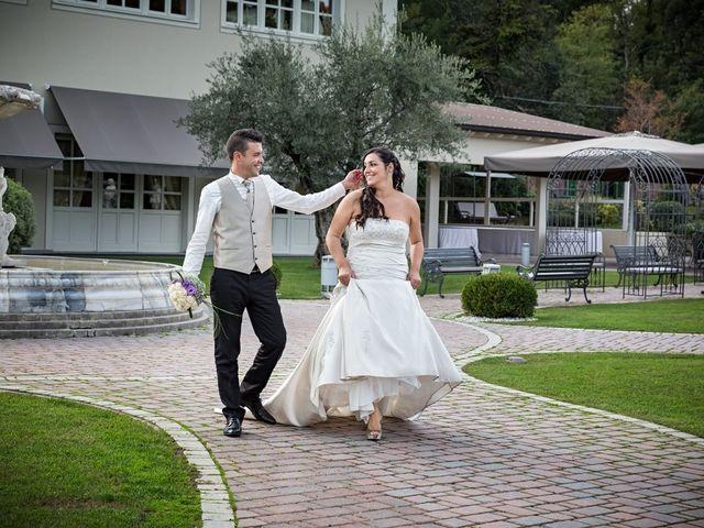 Il matrimonio di Enrico e Simona a Lurano, Bergamo 22