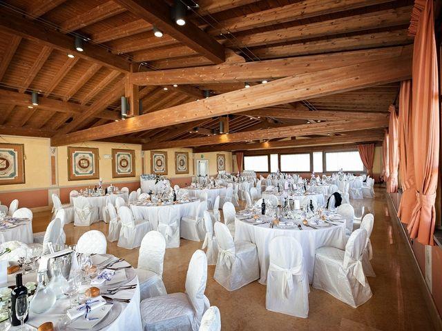 Il matrimonio di Enrico e Simona a Lurano, Bergamo 28