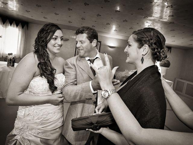 Il matrimonio di Enrico e Simona a Lurano, Bergamo 31