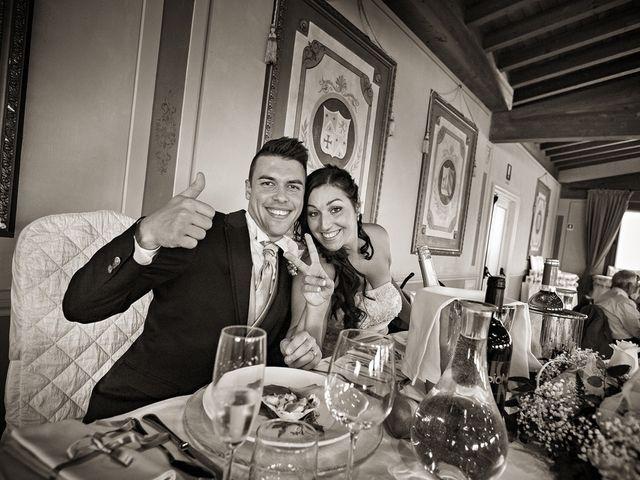 Il matrimonio di Enrico e Simona a Lurano, Bergamo 36