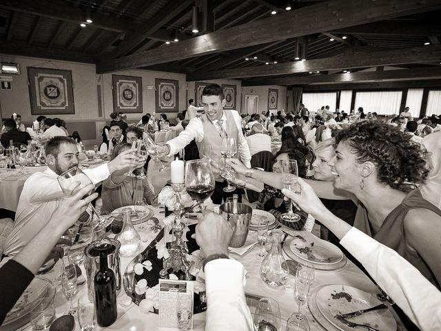 Il matrimonio di Enrico e Simona a Lurano, Bergamo 44