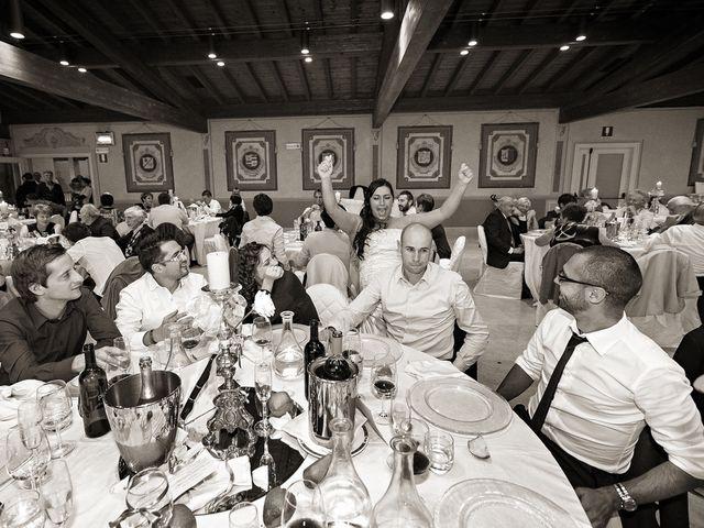 Il matrimonio di Enrico e Simona a Lurano, Bergamo 45