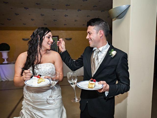 Il matrimonio di Enrico e Simona a Lurano, Bergamo 47