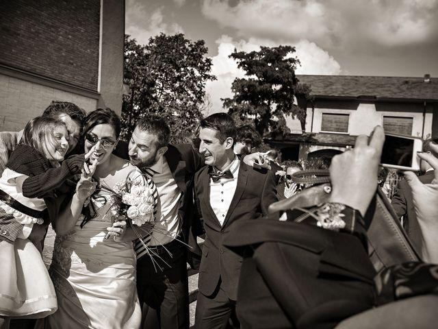 Il matrimonio di Enrico e Simona a Lurano, Bergamo 49