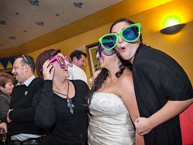 Il matrimonio di Enrico e Simona a Lurano, Bergamo 50