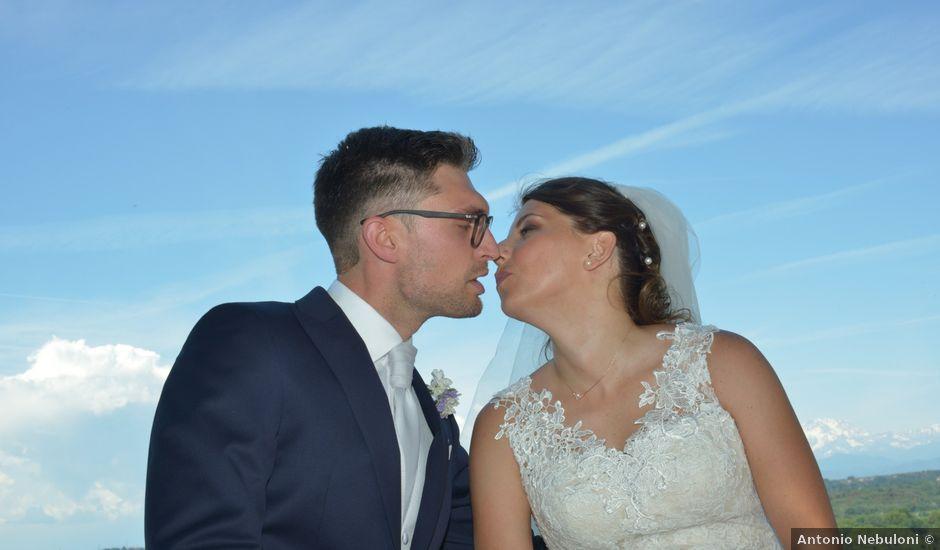 Il matrimonio di Stefano e Serena a Lonate Pozzolo, Varese