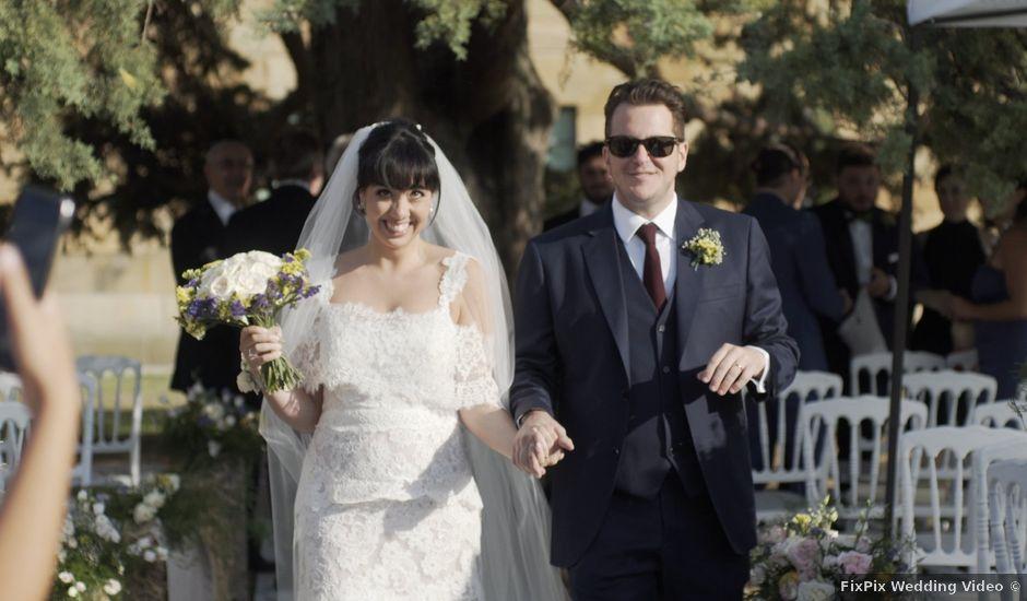 Il matrimonio di Marco e Roberta a Palermo, Palermo