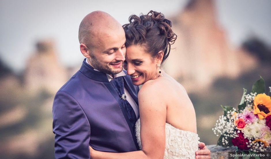Il matrimonio di Roberto e Alessandra a Tuscania, Viterbo