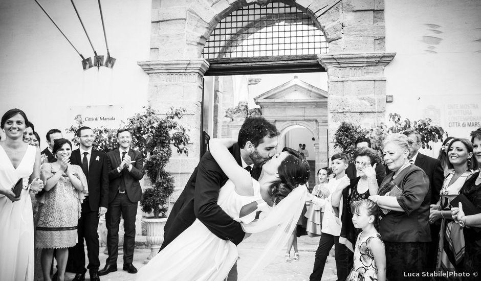 Il matrimonio di Paolo e Claudia a Marsala, Trapani