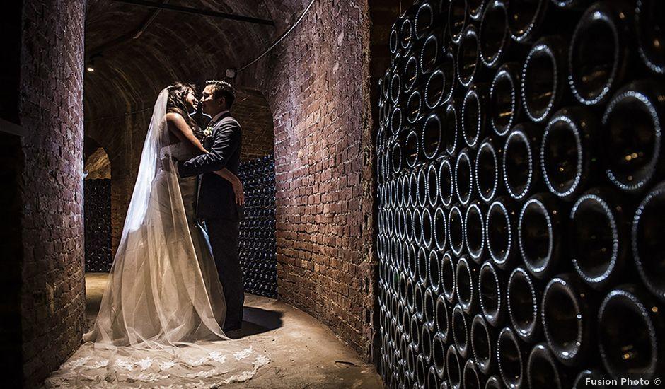 Il matrimonio di Celeste e Andrew a Serralunga d'Alba, Cuneo
