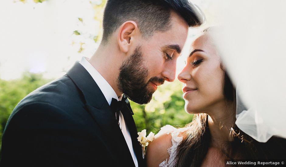 Il matrimonio di Diminik e Elena a Caorle, Venezia