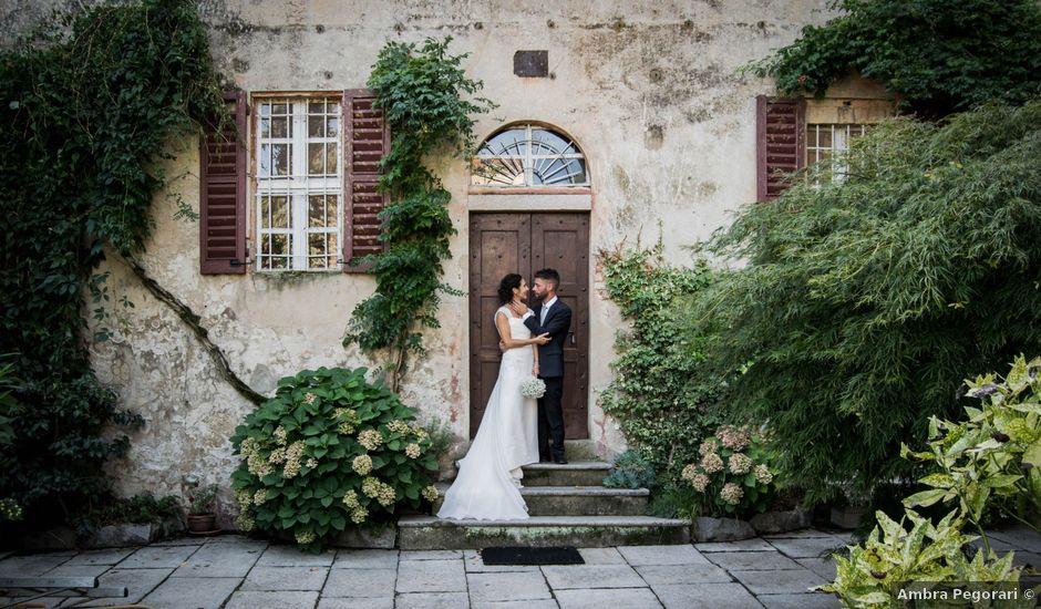 Il matrimonio di Carlo e Valentina a Desana, Vercelli