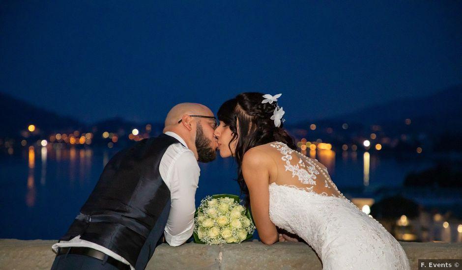 Il matrimonio di Diego e Alessandra a Sarnico, Bergamo
