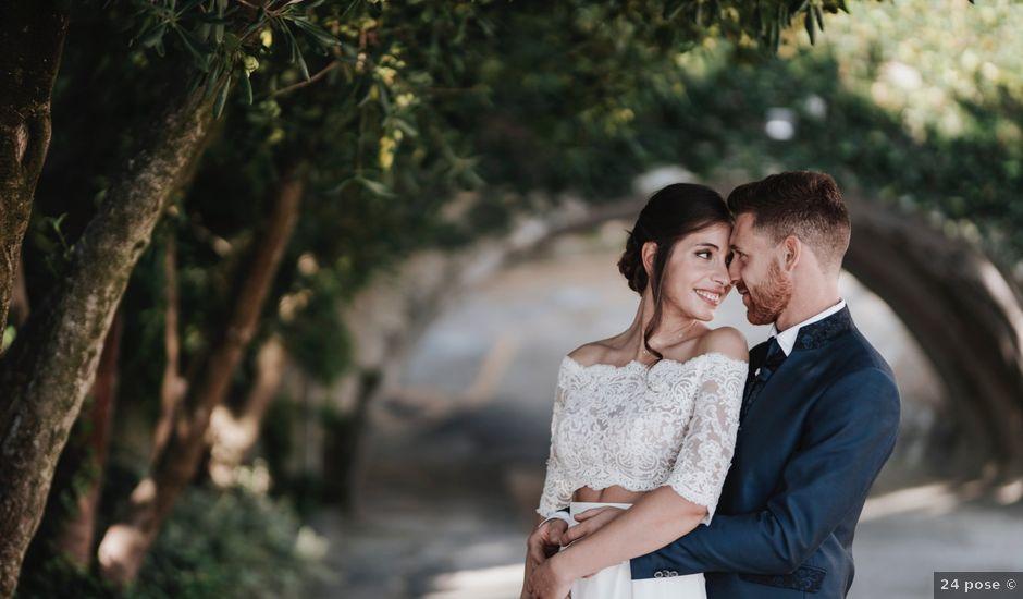 Il matrimonio di Matteo e Diana a Miglianico, Chieti