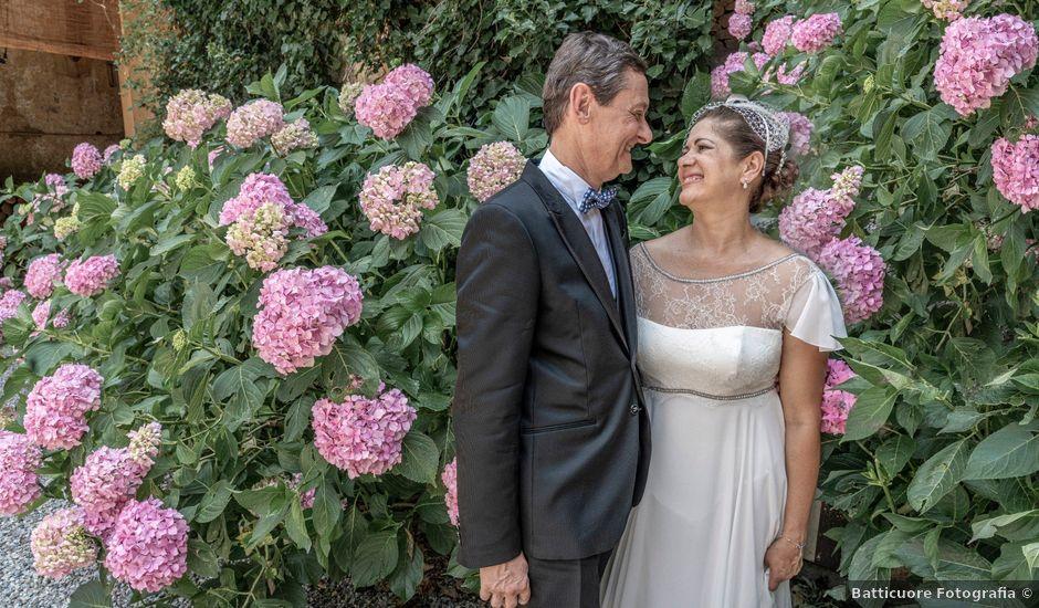 Il matrimonio di Roberto e Adriana a Suisio, Bergamo