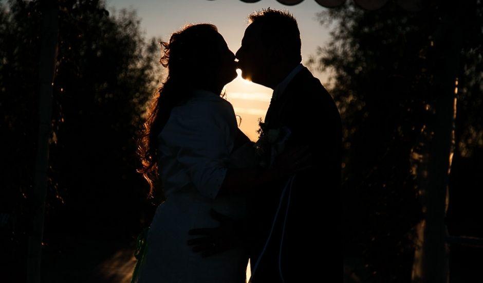 Il matrimonio di Arianna e Angelino a Roma, Roma